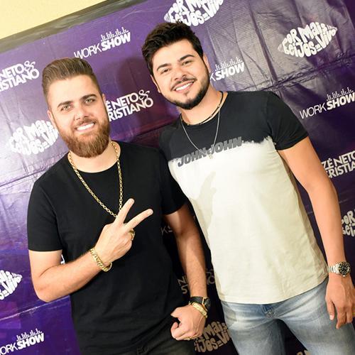 ZÉ NETO & CRISTIANO + EDUARDO COSTA 18-01-20